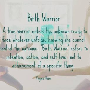 Birth Warrior